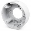 EVX-C-B15-W Dodatkowy pierścień mocujący do kamer, biały EVERMAX