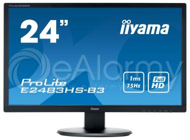 ProLite E2483HS-B3 Monitor 24'' FullHD IIYAMA