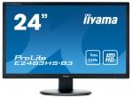 ProLite E2483HS-B3 Monitor 24'' FullHD matryca TN, HDMI IIYAMA