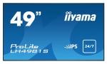 ProLite LH4981S-B1 Monitor 49'' FullHD matryca IPS LED, 2 x HDMI IIYAMA