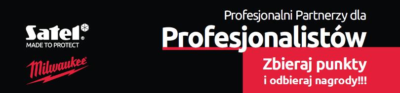SATEL - Milwaukee, Promocja Profesjonalnie Partnerzy dla Profesjonalistów