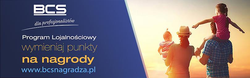 BCS dla profesjonalistów, program lojalnościowy bcsnagradza.pl