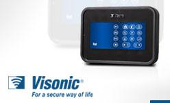 VISONIC systemy alarmowe w sklepie eAlarmy