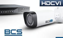 Monitoring CCTV, system HD-CVI - nowe produkty firmy BCS
