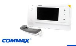 Commax - Aktualizacja oferty monitorów i kamer analogowych systemów wideodomofonowych