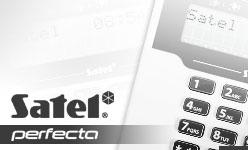 SATEL Perfecta oraz manipulator PRF-LCD i PRF-LCD-WRL, system alarmowy - Zapowiedź.
