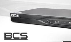 BCS QDVR0401 QDVR0801 i QDVR1601 Nowe rejestrator AHD TVI i IP + BCS MANAGER.