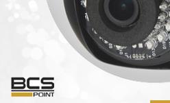 BCS Point monitoring IP - kompleksowa oferta kamer i rejestratorów sieciowych NVR