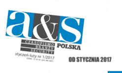 a&s Polska - nowy tytuł krajowego czasopisma branży security