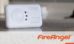 FireAngel - seria autonomicznych detektorów dymu i tlenku węgla (czadu)