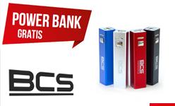 PowerBank GRATIS - nowa odsłona promocji urządzeń marki BCS