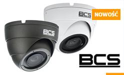 Już w sprzedaży nowe kamery kopułowe BCS 4w1 z funkcją WDR(120dB)