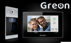 Systemy wideodomofonowe Greon - nowa marka w naszej ofercie