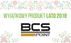 BCS POINT w nowych lepszych cenach - tylko do końca wakacji!