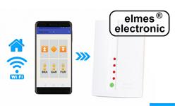 WF1 ELMES Moduł WiFi do sterowania odbiornikami za pomocą telefonu