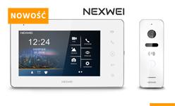 Wideodomofon NEXWEI. Nowa marka nowoczesnych urządzeń kontroli wejścia.