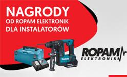 Promocja ROPAM Elektronik. Zbieraj punkty, wymieniaj na atrakcyjne nagrody